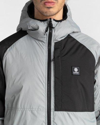 5 Wolfe Jacket Grey ALYJK00151 Element