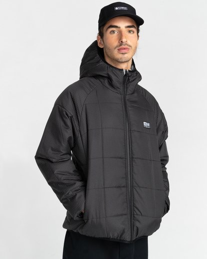 7 Wolfe Jacket Grey ALYJK00151 Element