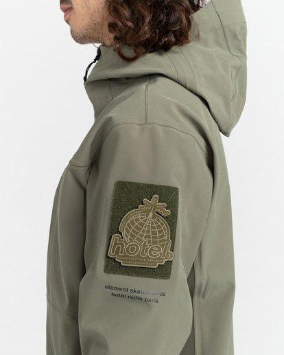 2 RCA Hooded Jacket  ALYJK00152 Element