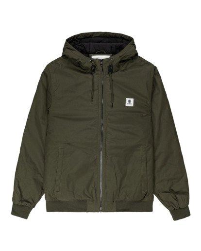 0 Dulcey Zip-Up Parka Jacket  ALYJK00153 Element