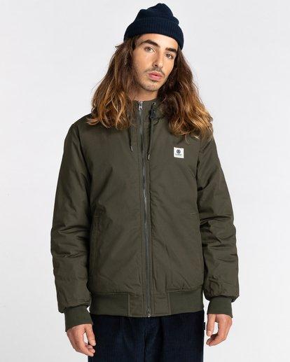 1 Dulcey Zip-Up Parka Jacket  ALYJK00153 Element