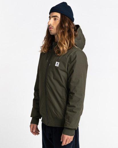 2 Dulcey Zip-Up Parka Jacket  ALYJK00153 Element