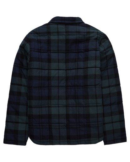 1 Lodge Flannel Shirt Black ALYJK00155 Element