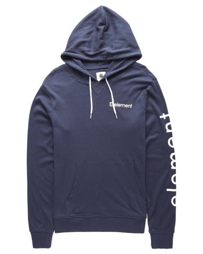 0 Skinny Joint Ridge Pullover Hooded Thermal. Blue ALYKT00114 Element
