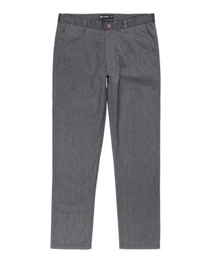 0 Howland Classic Chino Pants Grey ALYNP00105 Element