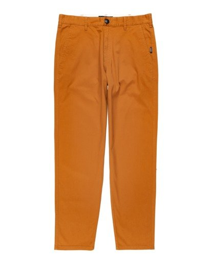 0 Howland Classic Chino Pants Brown ALYNP00105 Element