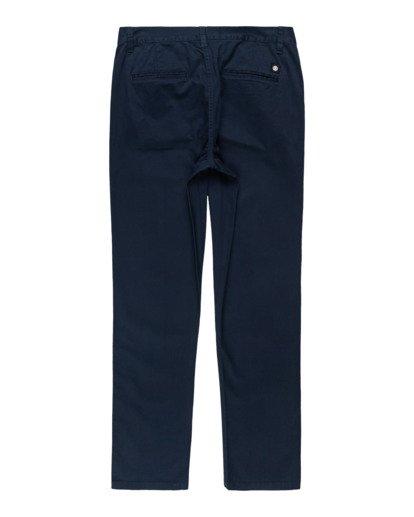 1 Howland Classic Chino Pants Blue ALYNP00105 Element