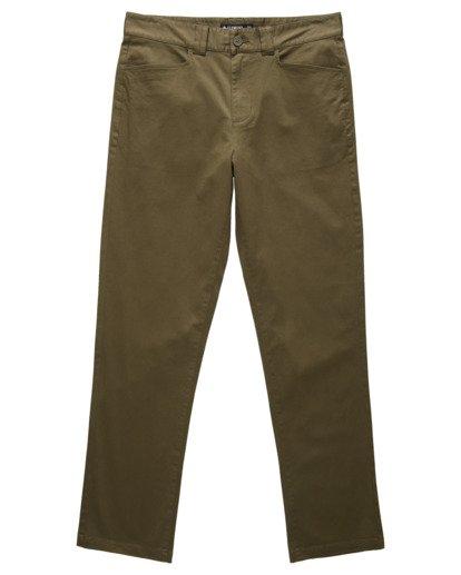 0 Sawyer Chino Pants Beige ALYNP00110 Element