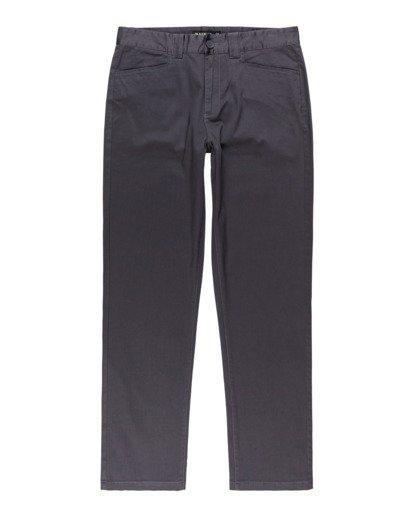 0 Sawyer Chino Pants Black ALYNP00110 Element