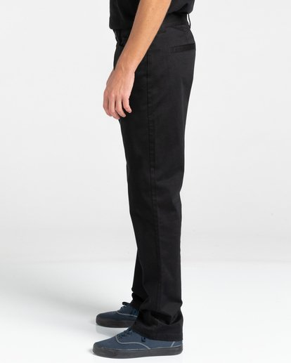 3 Sawyer Chino Pants Blue ALYNP00110 Element