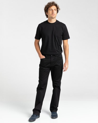 4 Sawyer Chino Pants Blue ALYNP00110 Element