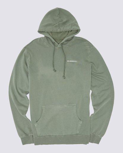 0 Longley Pigment Hoodie Green ALYSF00100 Element
