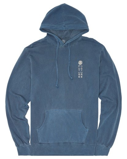 2 Sora Pigment Hoodie Blue ALYSF00102 Element