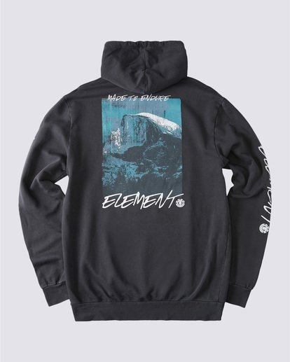 1 Dome Pigment Hoodie Blue ALYSF00132 Element