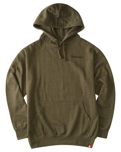 0 Joint Reverse Hoodie Green ALYSF00136 Element