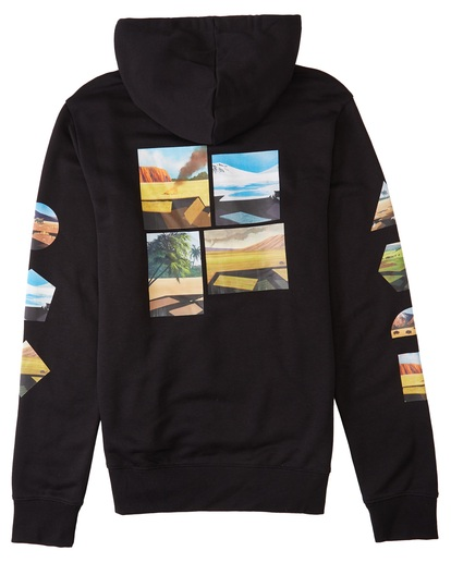 1 Expanse Pullover Hoodie  ALYSF00139 Element