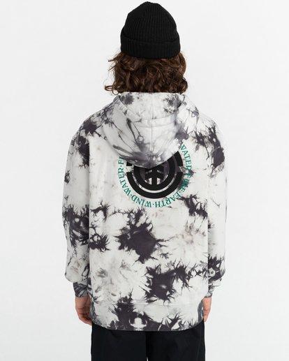 3 Seal Pullover Hoodie Grey ALYSF00143 Element