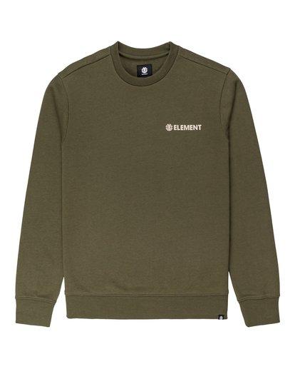 0 Blazin' Chest Crewneck Sweatshirt  ALYSF00148 Element