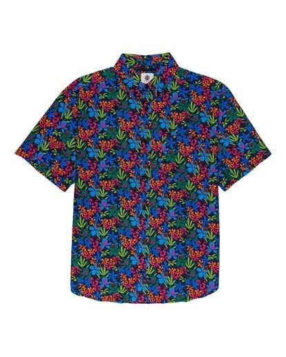 0 Glastonbury Button-Down Shirt Blue ALYWT00105 Element