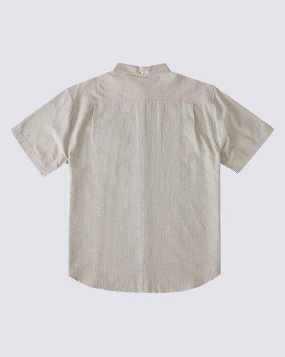 1 Stanford Button-Down Shirt Blue ALYWT00108 Element