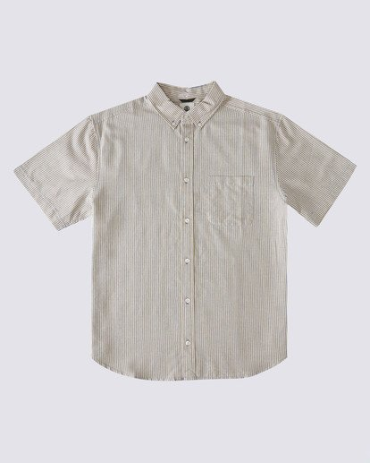 0 Stanford Button-Down Shirt Blue ALYWT00108 Element