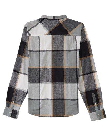 1 Tacoma Flannel Shirt Black ALYWT00121 Element