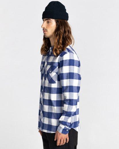2 Tacoma Flannel Shirt Beige ALYWT00121 Element