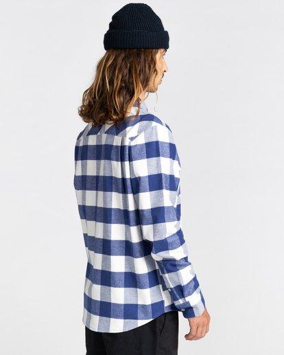3 Tacoma Flannel Shirt Beige ALYWT00121 Element