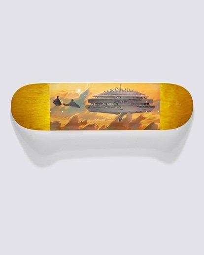 "4 Star Wars ""Empire Strikes Back"" 3 Skateboard Deck Set  ALYXD00106 Element"