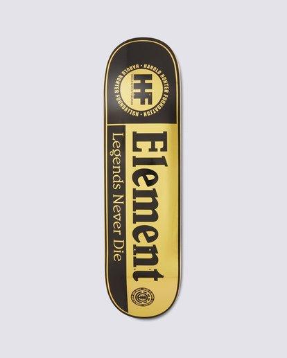 1 Harold Hunter Foundation Skateboard Deck Multicolor ALYXD00197 Element