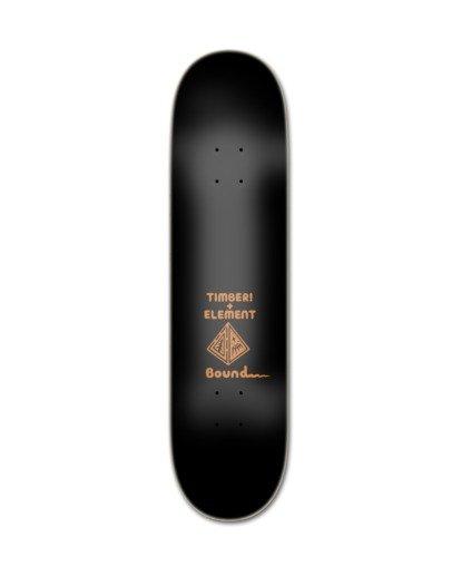 1 Timber Bound Entangled Skateboard Deck Multicolor ALYXD00199 Element