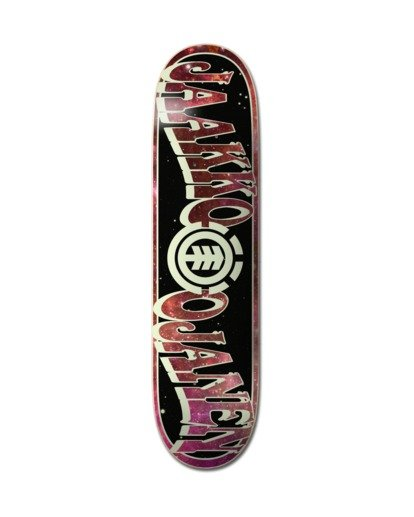 0 Out There Jaakko Glow-In-The-Dark Skateboard Deck Multicolor ALYXD00226 Element