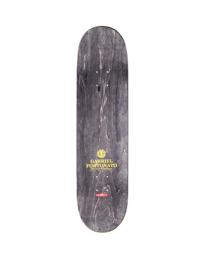 1 Fortunato Monstera Pro Skateboard Deck Multicolor ALYXD00254 Element