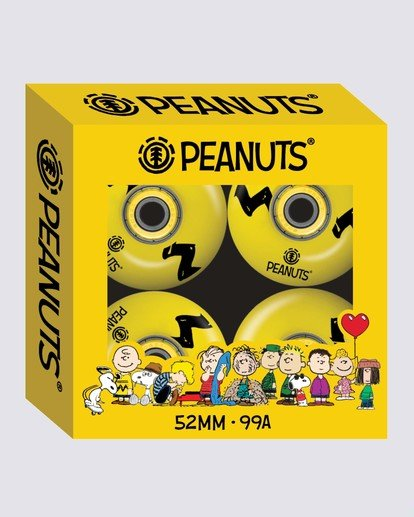 0 Peanuts Charlie 52MM Wheels  ALYXE00108 Element