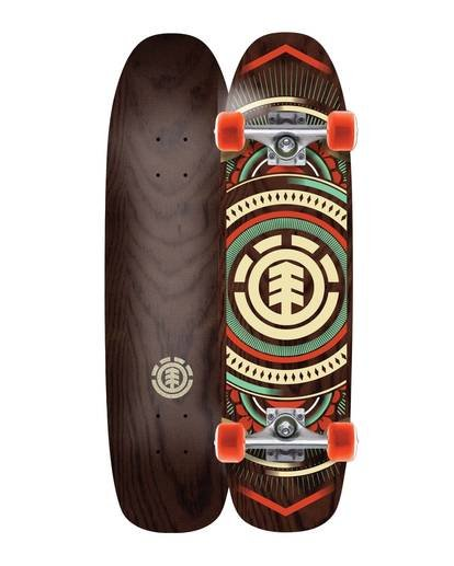 0 Hatched Cruiser Complete Skateboard Multicolor ALYXW00113 Element