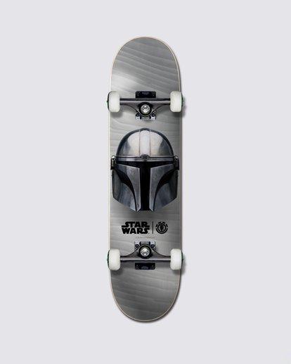 0 Star Wars™ Beskar Skateboard Complete  ALYXW00128 Element