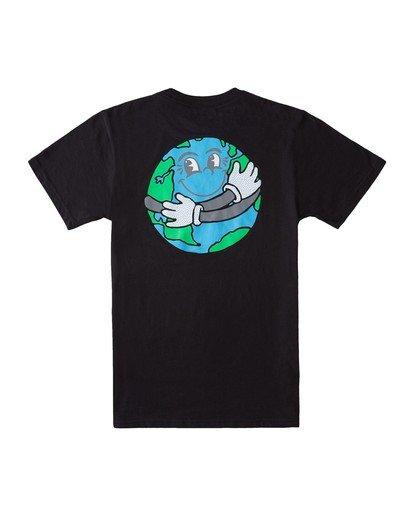 0 Waller T-Shirt Blue ALYZT00101 Element