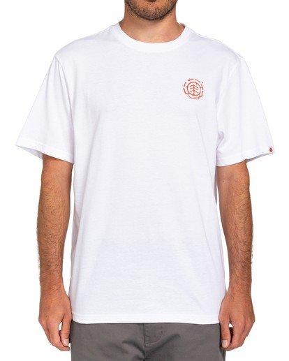 3 Van Run T-Shirt White ALYZT00107 Element