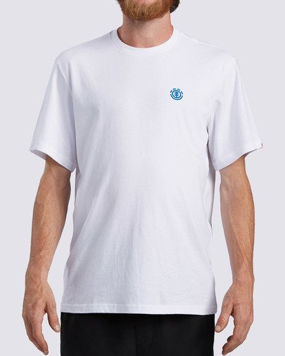 0 Foxwood T-Shirt White ALYZT00110 Element