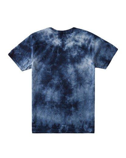 1 Strave Wash T-Shirt Blue ALYZT00111 Element