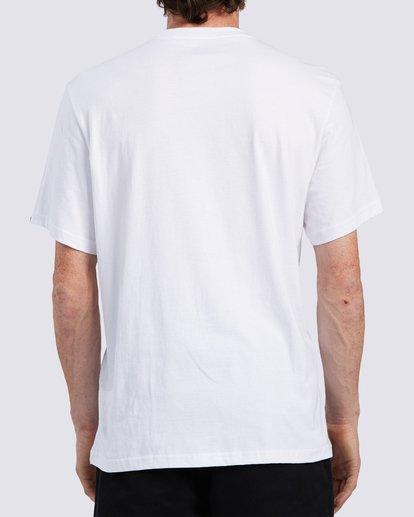 1 Rounder T-Shirt White ALYZT00127 Element