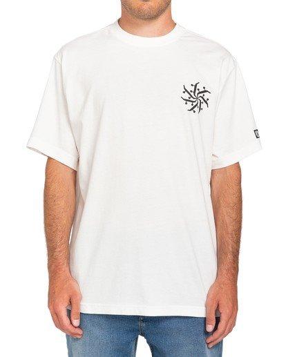 3 After Skate T-Shirt White ALYZT00182 Element