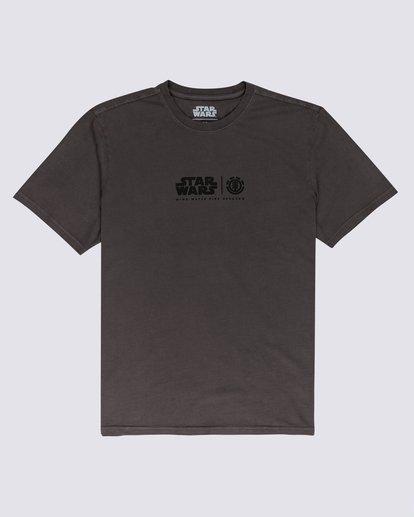 2 Star Wars™ x Element Wind T-Shirt Black ALYZT00260 Element