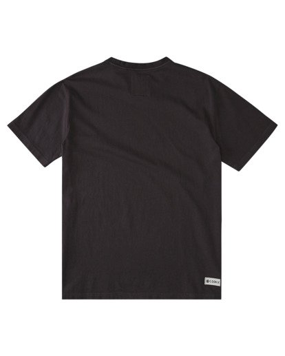 1 Shrooms Tree Short Sleeve T-Shirt Black ALYZT00272 Element