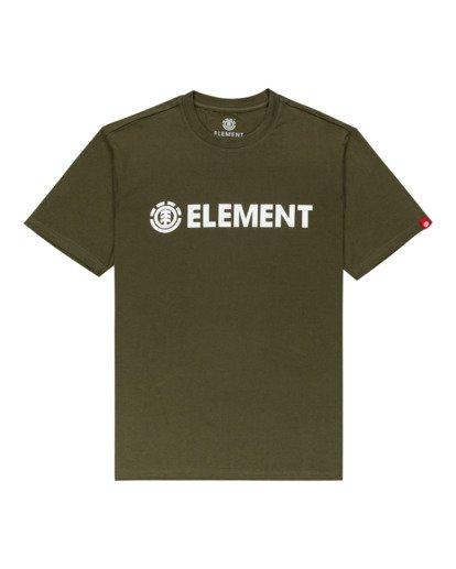 0 Blazin' Short Sleeve T-Shirt Beige ALYZT00276 Element