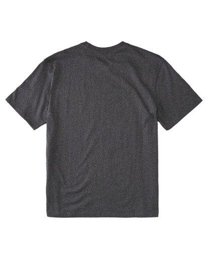 1 Blazin' Short Sleeve T-Shirt Grey ALYZT00276 Element