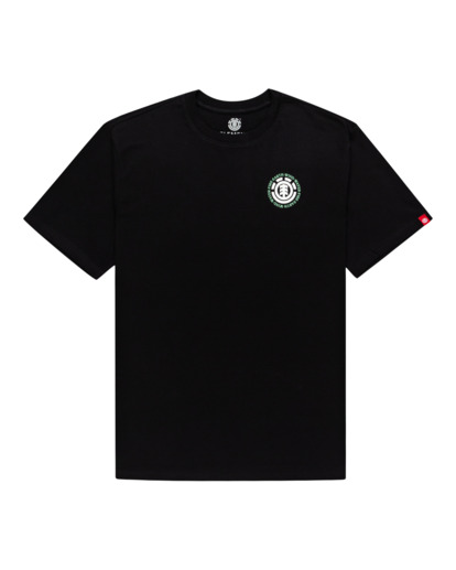 0 Seal Short Sleeve T-Shirt Blue ALYZT00278 Element