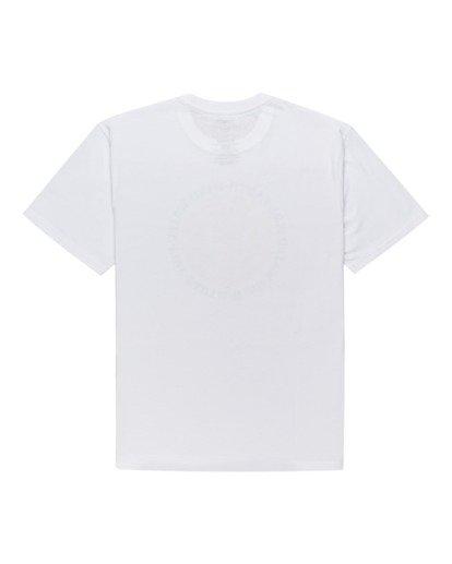 1 Idyl Wild Short Sleeve T-Shirt White ALYZT00281 Element