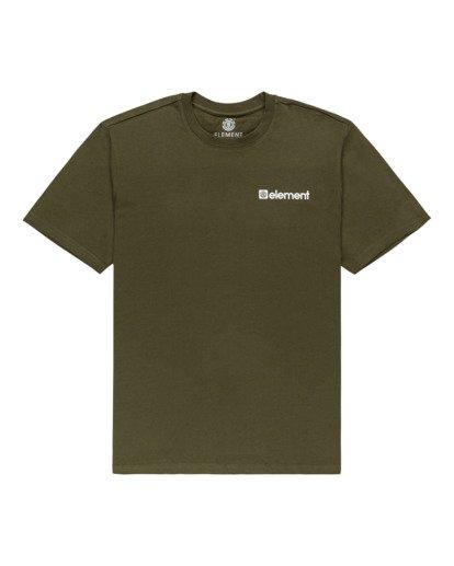 0 Joint Short Sleeve T-Shirt Beige ALYZT00284 Element