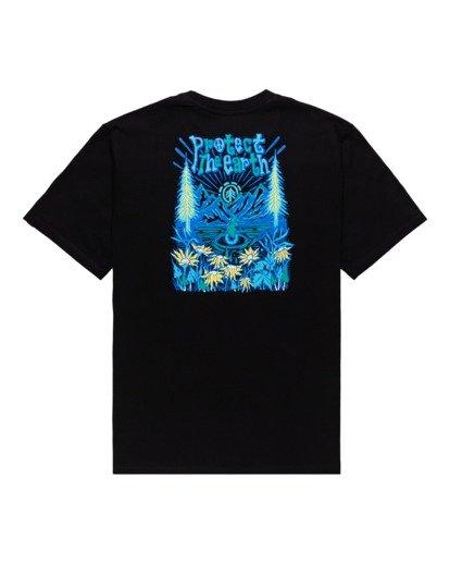 1 Karvel Short Sleeve T-Shirt Blue ALYZT00290 Element